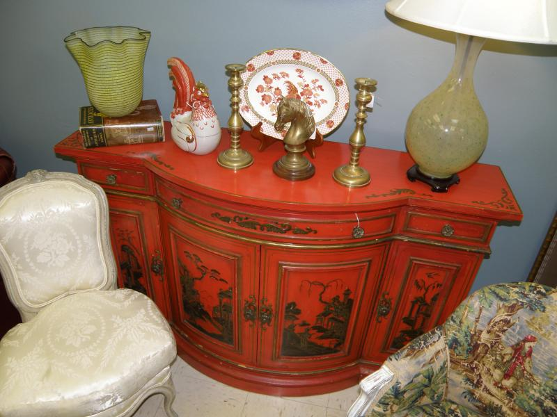 Chinoiserie Server by Karges