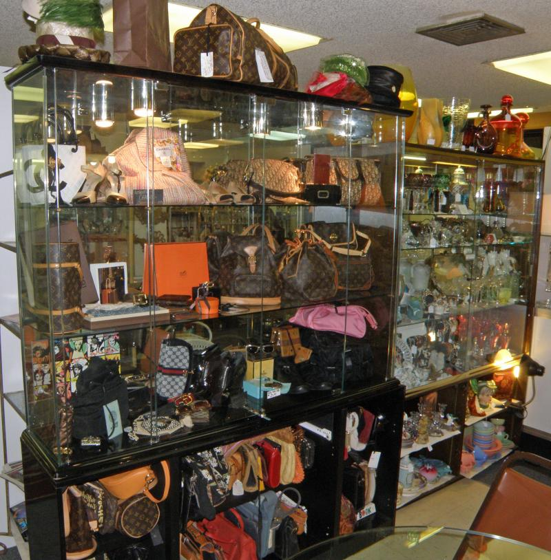 Designer Handbags and other Accessories