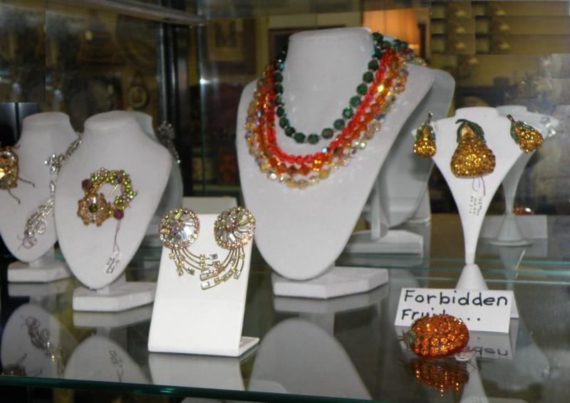 Forbidden Fruit Jewelry