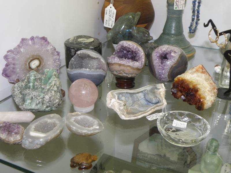 Geodes 