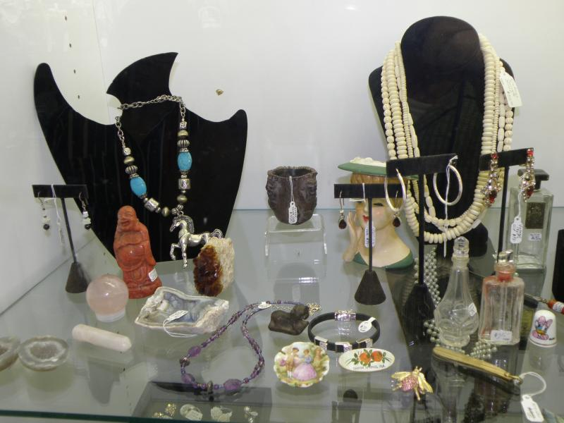 Jewelry and Perfume Bottles