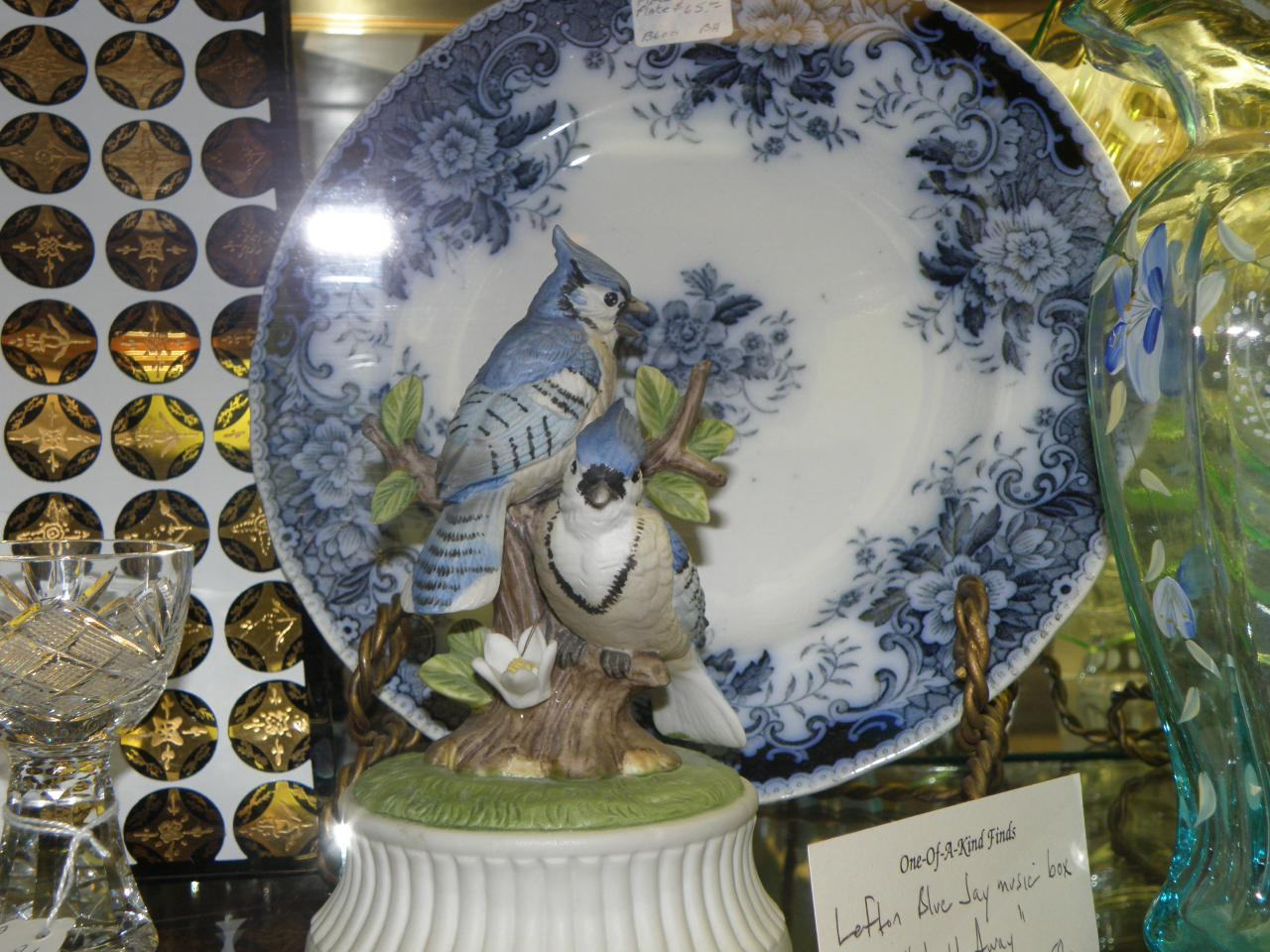 Antique Galleries Of St Petersburg And More Fine Porcelain Art Glass And Art Pottery