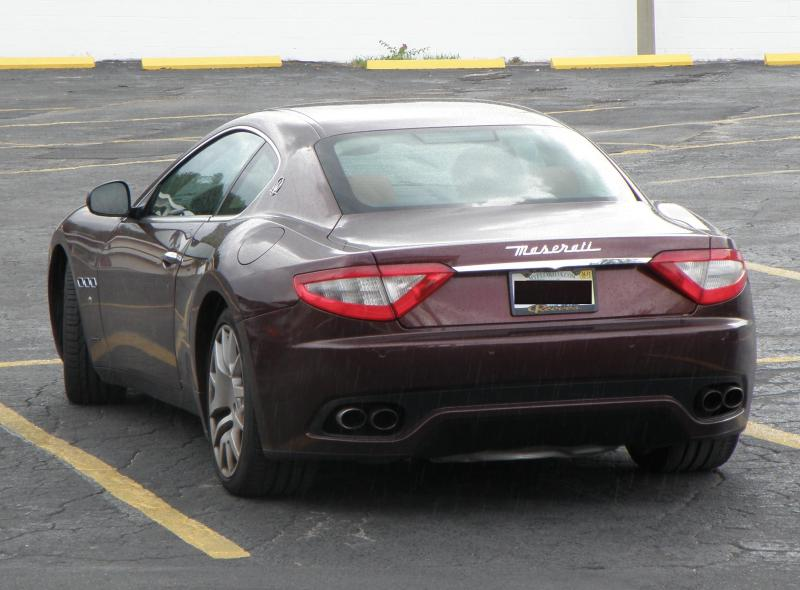 Maserati Customer 