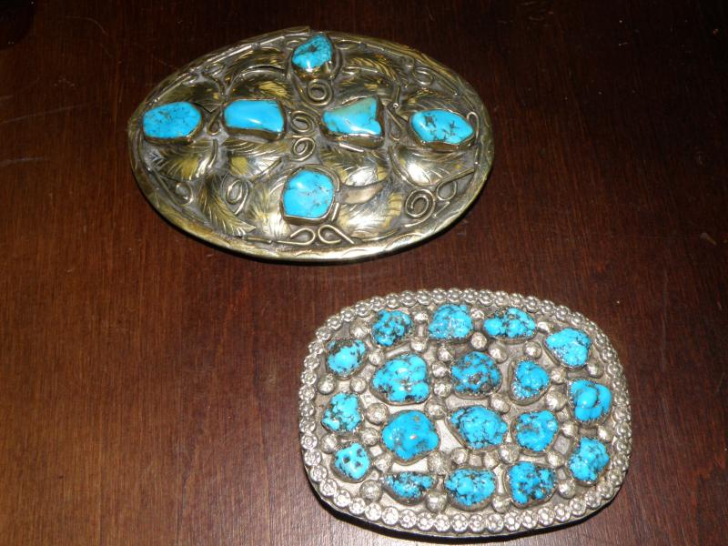 Navajo Old Pawn Jewelry