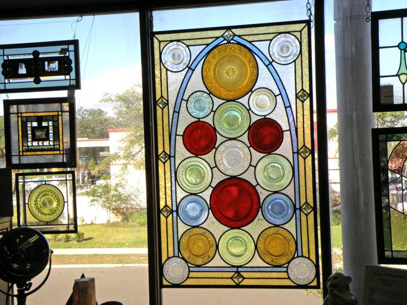 Nice Stained Glass Panels