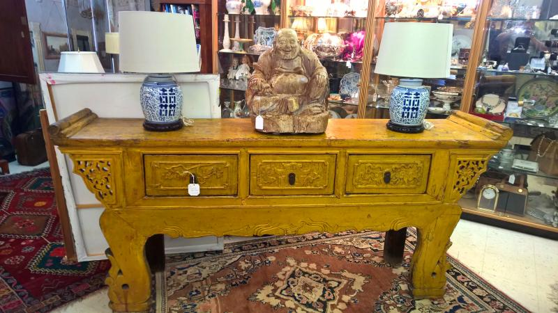 Antique galleries of st petersburg more fine furniture for Asian furniture tampa