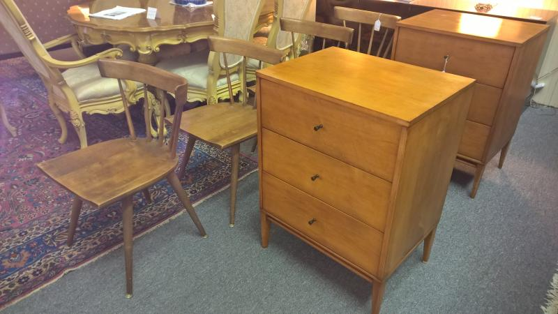 Pair of Paul McCobb Nightstands