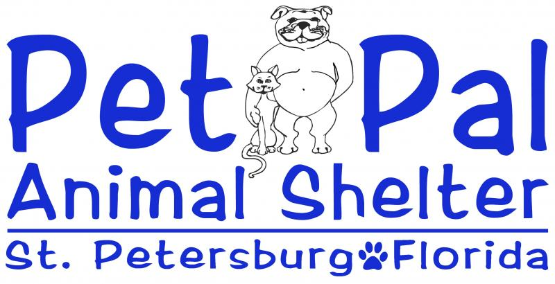 Pet Pal Animal Shelter Logo