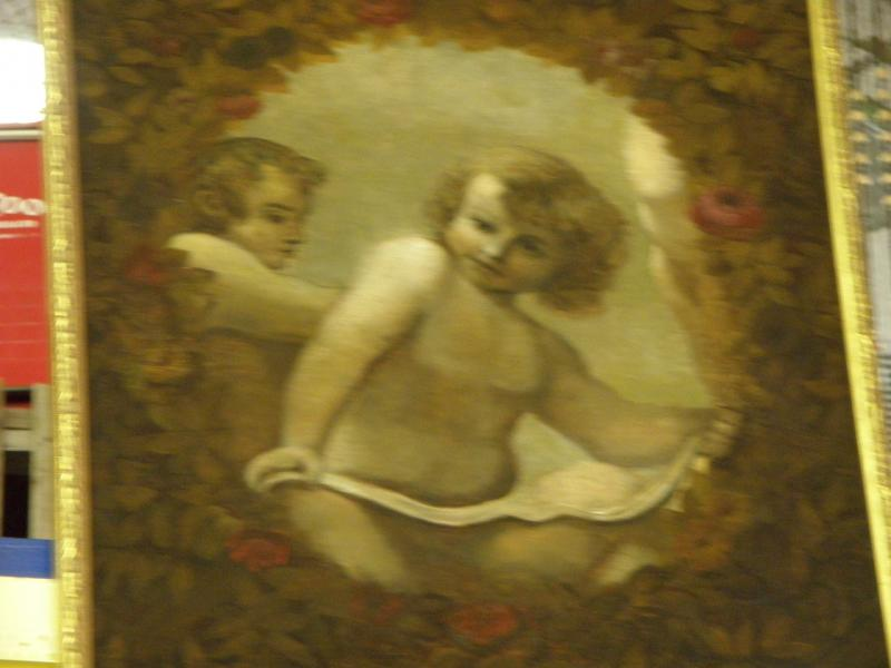 Set of three Old Master Religious Paintings
