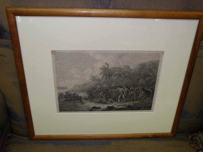 The Death of Captain Cook., 150 , Historical Prints