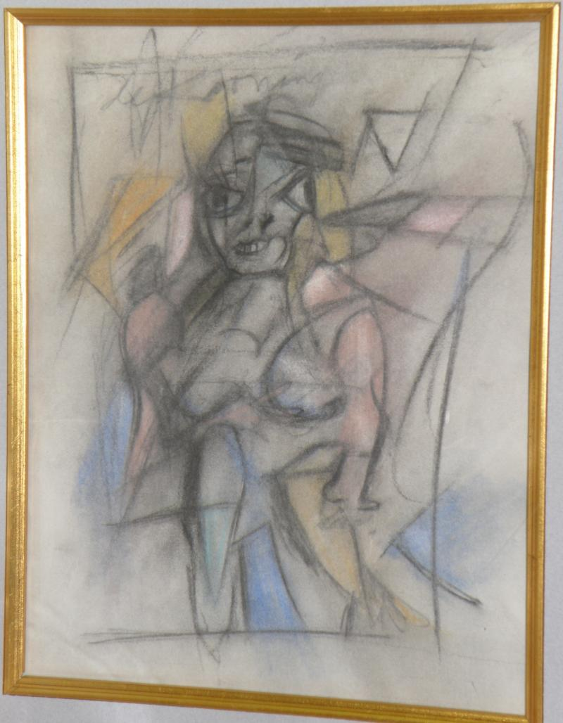 Willem de Kooning original painting